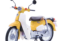 1/12 Honda Super Cub 110 (Pearl Shining Yellow)