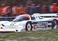 Brun Porsche 962C 1986