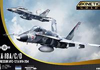 1/48 F/A-18A/C/D VFC-12 & VFA-204 Aggressor