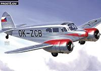 1/72 Cessna T-50 Bobcat