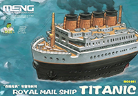 MOE Royal Mail Ship Titanic