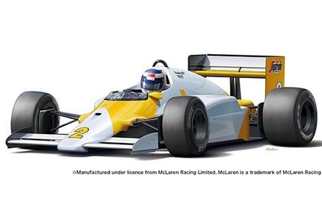 1/20 McLaren MP4/2C '86 Portuguese GP
