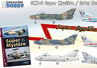 1/72 SMB-2 Super Mystere Duo Pack & Book