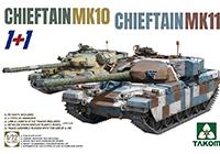 1/72 Chieftain Mk 10, Chieftain Mk11