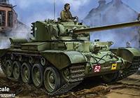 1/72 British A-34 Comet Mk.1A Cruiser Tank