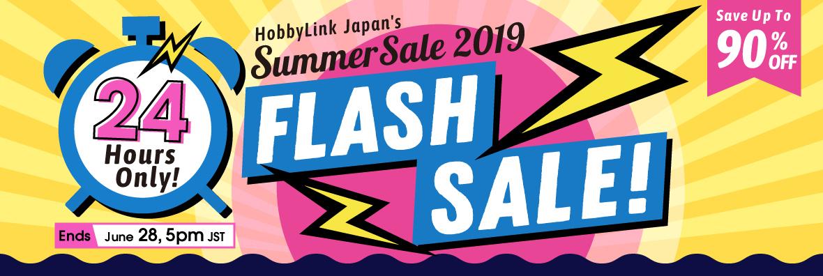 Summer Flash Sale!