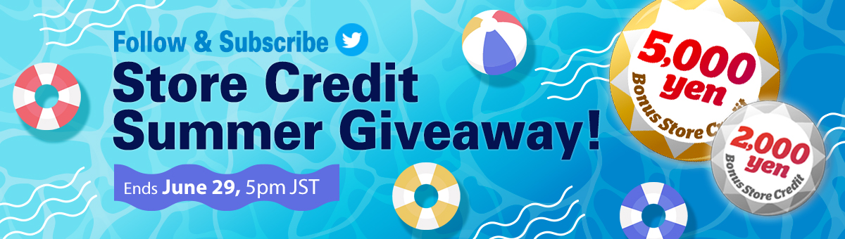 Stay Home and Store Credit Spring Giveaway!