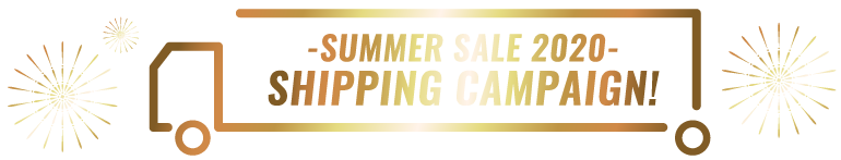 Summer Sale 2020 Shipping Campaign