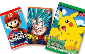 Anime Character Gum