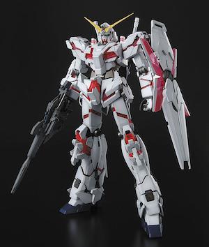 MG Unicorn Gundam