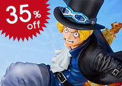 Figuarts ZERO: One Piece - Sabo Fire Punch