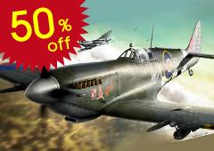 1/48 Spitfire Mk.IXc late version (ProfiPACK)