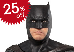 ARTFX+ Justice League Batman PVC
