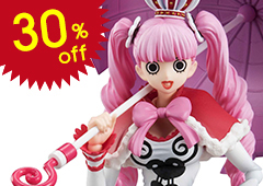 Variable Action Heroes ONE PIECE Ghost Princess Perona PAST BLUE