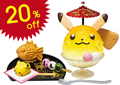 Pokemon Tea House at the Mountain Pass: 1Box (8pcs)
