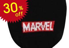 Foot Covers: Marvel Logo Men's 25-27cm