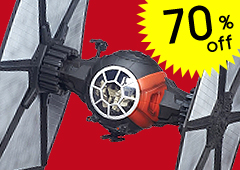 Star Wars Black Series First Order Special Force Tie Fighter