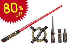 Star Wars Rogue One Bladebuilders: Spin-Action Lightsaber