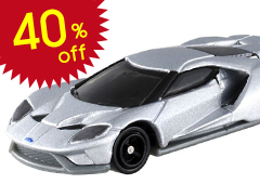 No.19 Ford GT Concept Car