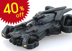 Dream Tomica: No.151 Justice League Batmobile
