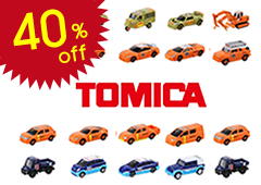 Tomica Raffle 22 Fire Fighter Collection: 1Box (20pcs)
