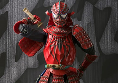 40% Off! Meisho Manga Realization Samurai Spider-Man
