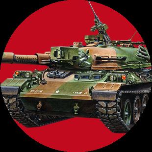1/35 Tank Kits