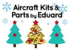 Aircraft Kits & Parts by Eduard