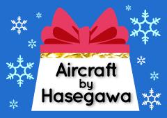 Aircraft by Hasegawa