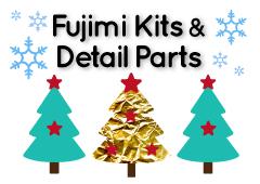 Fujimi Kits & Detail Parts