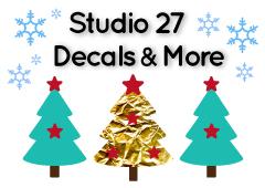 Studio 27 Decals & More
