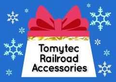 Tomytec Railroad Accessories