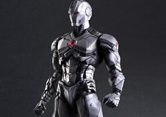 40% Off! Marvel Universe Variant Play Arts Kai Iron Man Limited Color Ver.