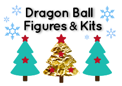 Dragon Ball Figures & Kits