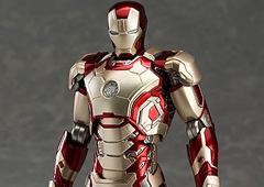 30% Off! figma: Iron Man 3 - Iron Man Mark 42