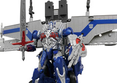 30% Off! Transformers Movie TC-09 Battle Command Optimus Prime