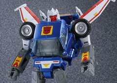 30% Off! Transformers Masterpiece MP-25 Masterpiece Tracks