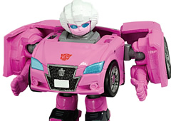 60% Off! QTF06 Q-Transformers Arcee